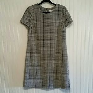 Calvin Klein Short Sleeve Career Dress